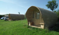 Camping Pods for Campsites