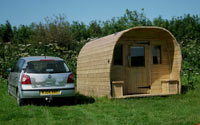 Camping Pods for Camp Sites and Holiday Villages